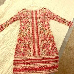Haani brand long sleeve dress (size small)
